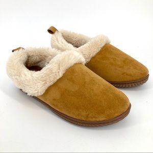 Dearfoam: As-new Alpine Zurmatt slippers (9-10)